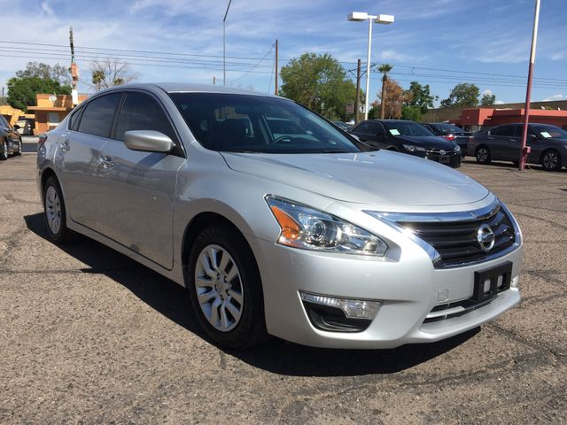 2015 Nissan Altima 2.5 S 5 YEAR/36,000 MILE FACTORY POWERTRAIN WARRANTY Mesa, Arizona 6