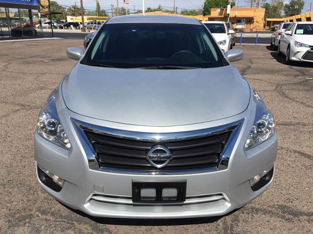 2015 Nissan Altima 2.5 S 5 YEAR/36,000 MILE FACTORY POWERTRAIN WARRANTY Mesa, Arizona 7