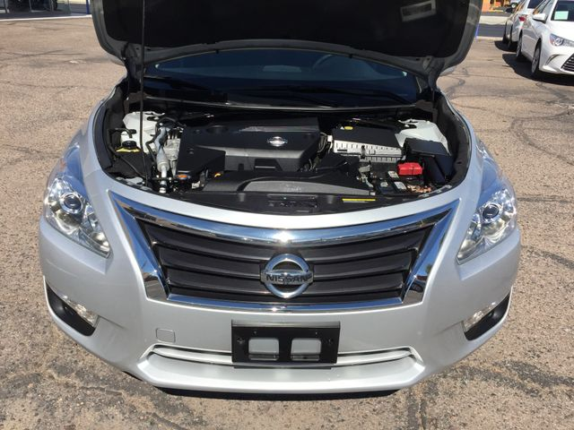 2015 Nissan Altima 2.5 S 5 YEAR/36,000 MILE FACTORY POWERTRAIN WARRANTY Mesa, Arizona 8