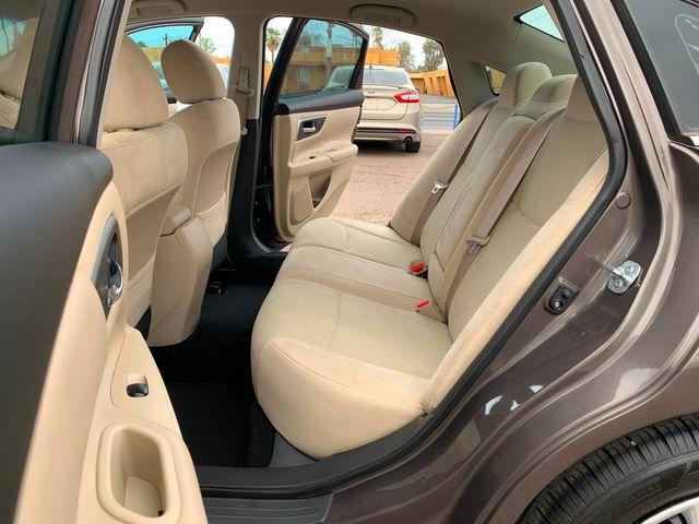 2015 Nissan Altima 2.5 S 3 MONTH/3,000 MILE NATIONAL POWERTRAIN WARRANTY Mesa, Arizona 10