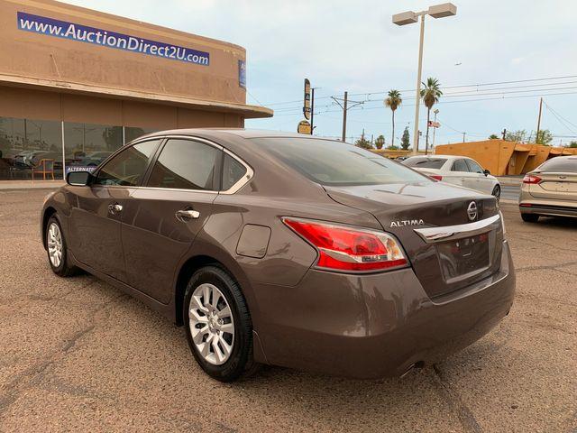 2015 Nissan Altima 2.5 S 3 MONTH/3,000 MILE NATIONAL POWERTRAIN WARRANTY Mesa, Arizona 2