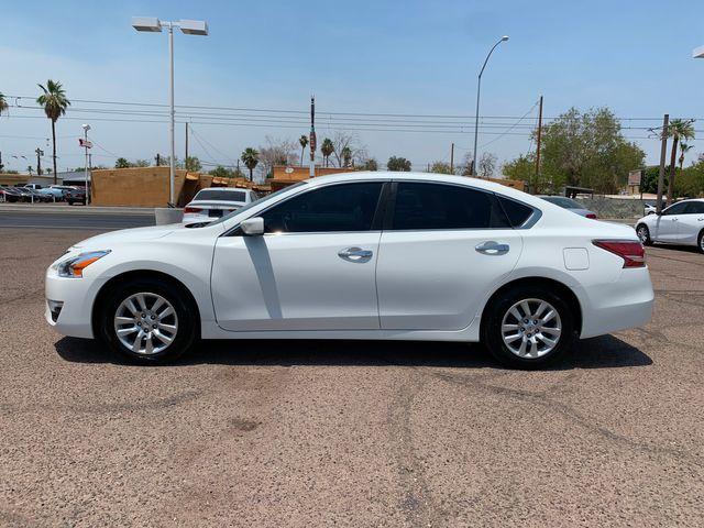 2015 Nissan Altima 2.5 S 3 MONTH/3,000 MILE NATIONAL POWERTRAIN WARRANTY Mesa, Arizona 1