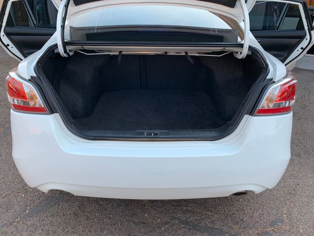 2015 Nissan Altima 2.5 S 3 MONTH/3,000 MILE NATIONAL POWERTRAIN WARRANTY Mesa, Arizona 11