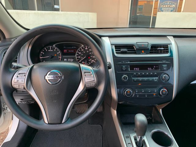 2015 Nissan Altima 2.5 S 3 MONTH/3,000 MILE NATIONAL POWERTRAIN WARRANTY Mesa, Arizona 14