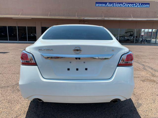 2015 Nissan Altima 2.5 S 3 MONTH/3,000 MILE NATIONAL POWERTRAIN WARRANTY Mesa, Arizona 3