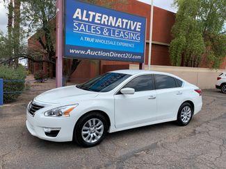 2015 Nissan Altima 2.5 S 3 MONTH/3,000 MILE NATIONAL DELUXE WARRANTY in Mesa, Arizona 85201