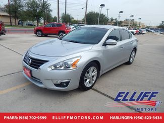 2015 Nissan Altima 2.5 SL in Harlingen, TX 78550