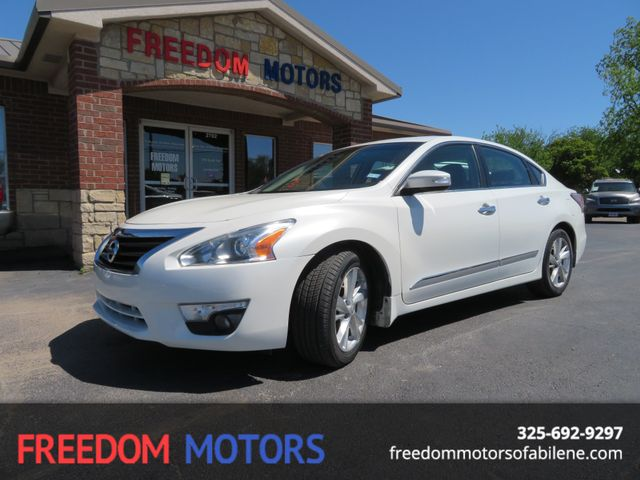 2015 Nissan Altima 2.5 SL | Abilene, Texas | Freedom Motors  in Abilene,Tx Texas