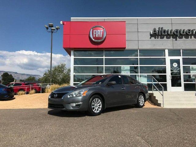 2015 Nissan Altima 2.5 S in Albuquerque, New Mexico 87109
