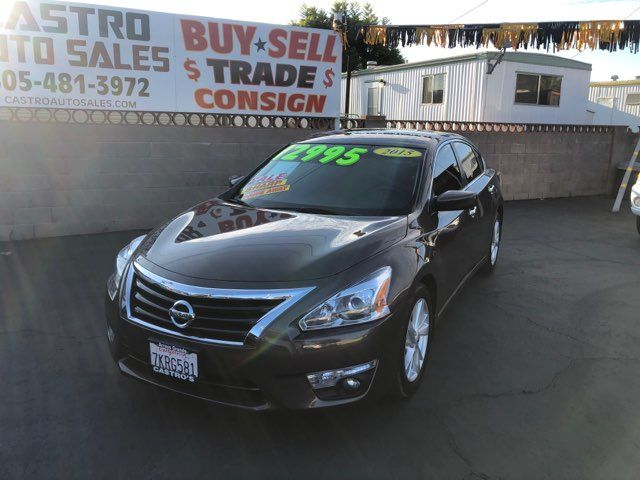 2015 Nissan Altima 2.5 SV in Arroyo Grande, CA 93420