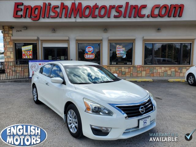 2015 Nissan Altima 2.5 S in Brownsville, TX 78521