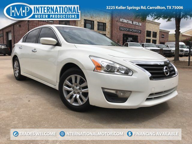 2015 Nissan Altima S ONE OWNER