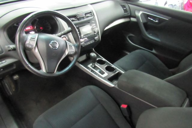 2015 Nissan Altima 2.5 SV Chicago, Illinois 12