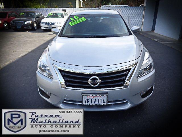 2015 Nissan Altima 2.5 S Chico, CA 1