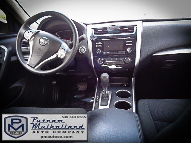 2015 Nissan Altima 2.5 S Chico, CA 11