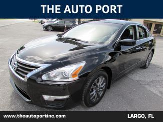 2015 Nissan Altima 2.5 S in Clearwater Florida, 33773