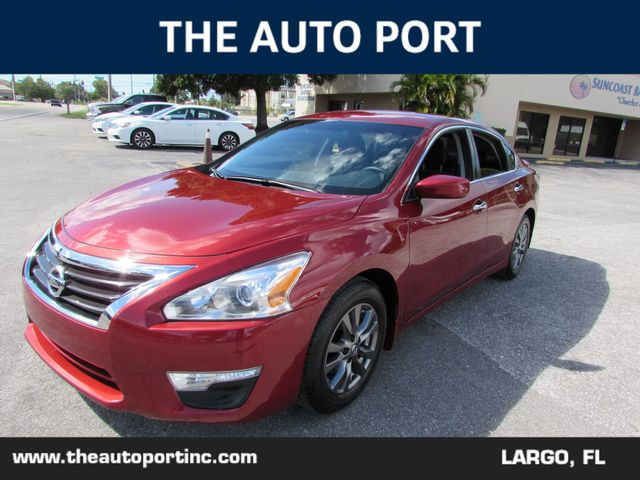 2015 Nissan Altima 2.5 S Special Edition in Clearwater Florida, 33773