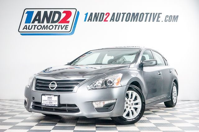 2015 Nissan Altima in Dallas TX