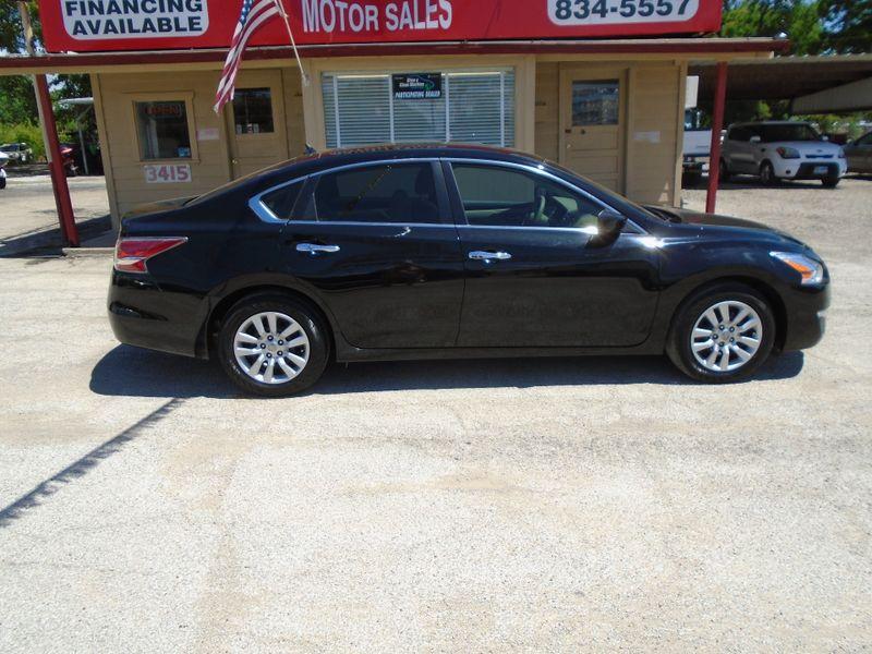 2015 Nissan Altima 2.5 | Fort Worth, TX | Cornelius Motor Sales in Fort Worth TX