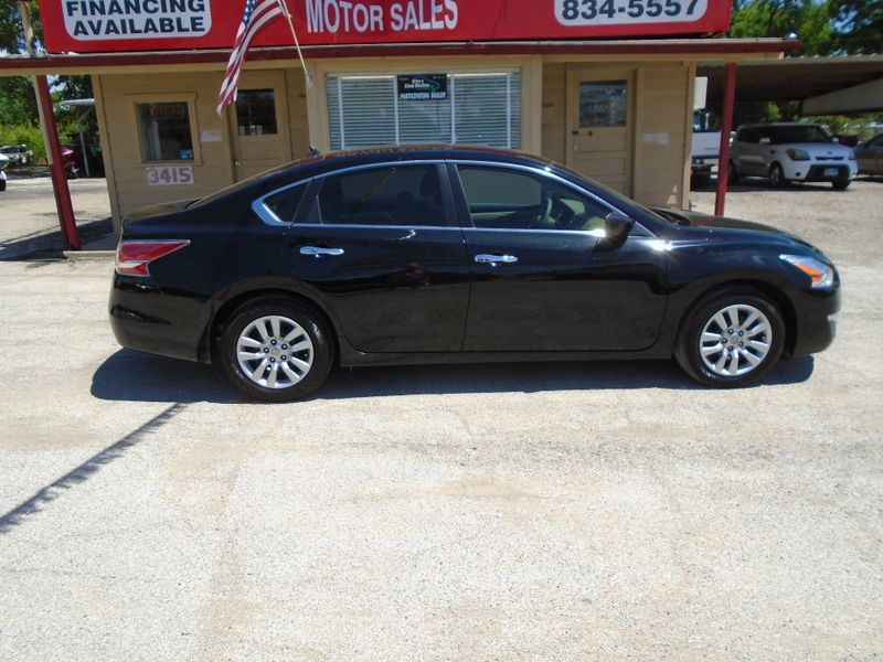 2015 Nissan Altima 2.5 | Fort Worth, TX | Cornelius Motor Sales in Fort Worth TX
