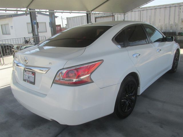 2015 Nissan Altima 2.5 S Gardena, California 2