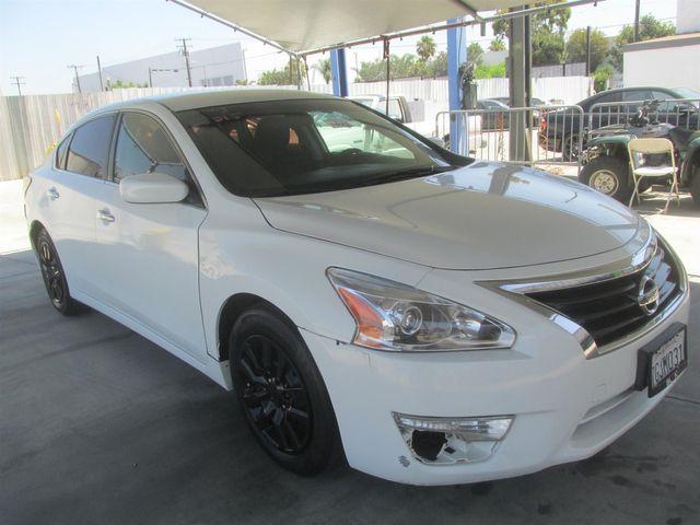 2015 Nissan Altima 2.5 S Gardena, California 3