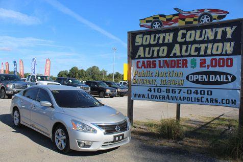 2015 Nissan Altima 2.5 SV in Harwood, MD