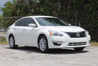 2015 Nissan Altima 2.5 S Hollywood, Florida 1
