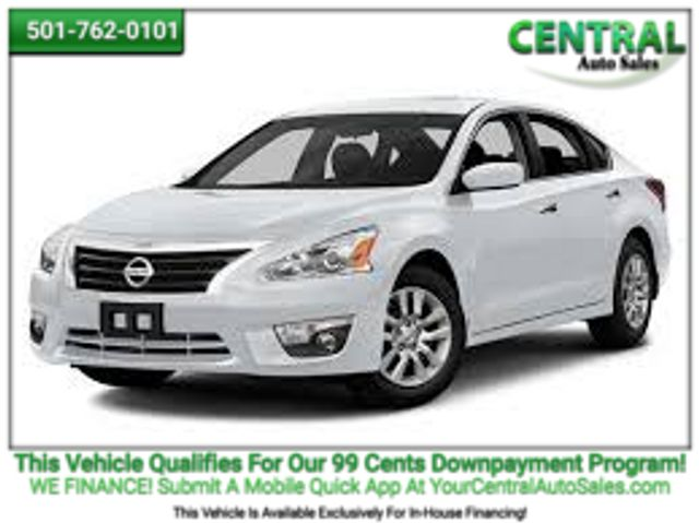2015 Nissan Altima 2.5 S | Hot Springs, AR | Central Auto Sales in Hot Springs AR