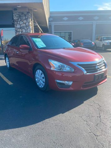 2015 Nissan Altima 2.5 S | Hot Springs, AR | Central Auto Sales in Hot Springs, AR