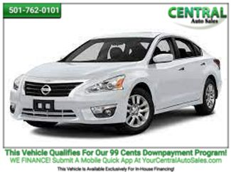 2015 Nissan Altima in Hot Springs AR