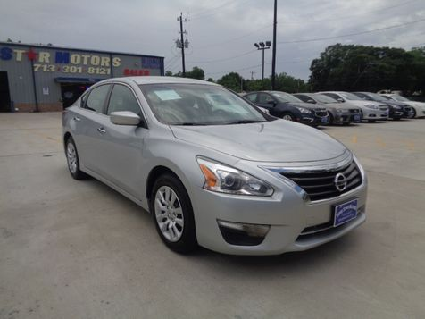 2015 Nissan Altima 2.5 in Houston