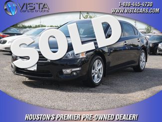 2015 Nissan Altima 25 SV  city Texas  Vista Cars and Trucks  in Houston, Texas