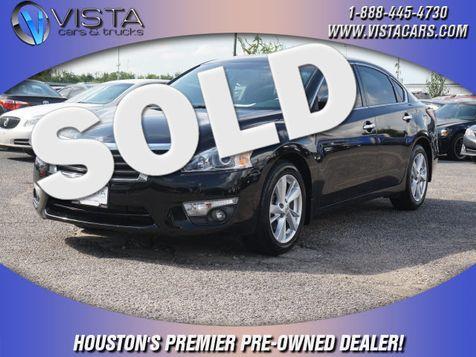 2015 Nissan Altima 2.5 SV in Houston, Texas
