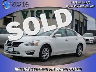 2015 Nissan Altima 25  city Texas  Vista Cars and Trucks  in Houston, Texas