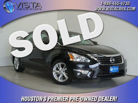 2015 Nissan Altima 2.5 SL in Houston, Texas