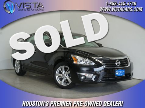 2015 Nissan Altima 2.5 SL in Houston, Texas