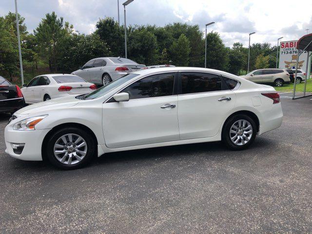 2015 Nissan Altima 2.5 S Houston, TX 1