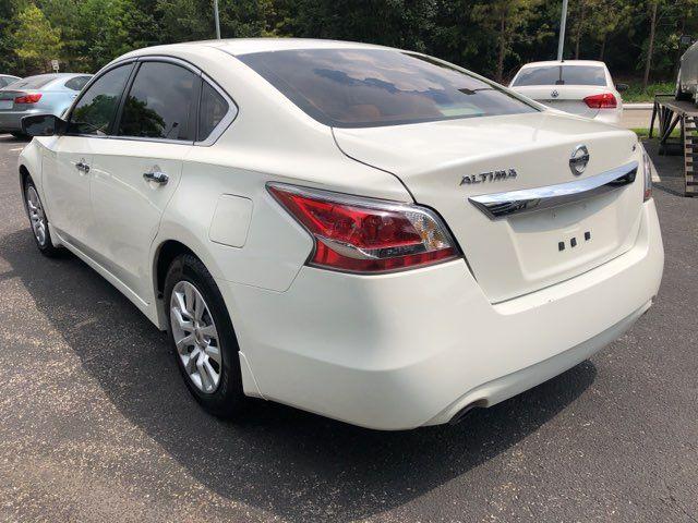 2015 Nissan Altima 2.5 S Houston, TX 10