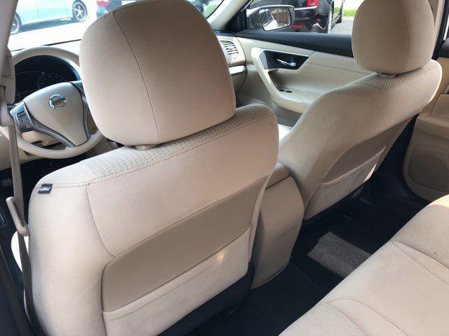 2015 Nissan Altima 2.5 S Houston, TX 16