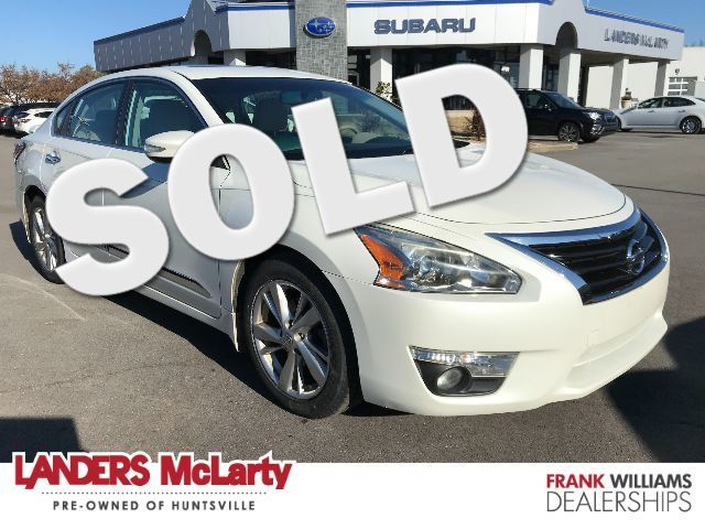 2015 Nissan Altima 2.5 SL | Huntsville, Alabama | Landers Mclarty DCJ & Subaru in  Alabama
