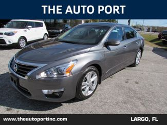 2015 Nissan Altima 2.5 SL W/NAVI in Largo, Florida 33773