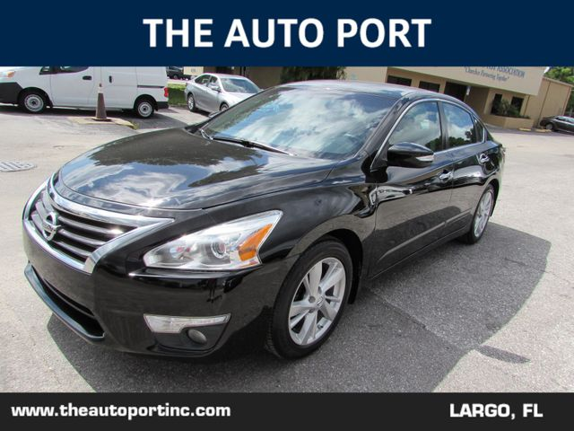 2015 Nissan Altima 2.5 SV in Largo, Florida 33773