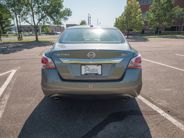 2015 Nissan Altima 2.5 SV with a 6 month 6000 miles warranty Maple Grove, Minnesota 6