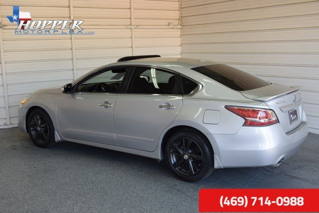 2015 Nissan Altima 2.5 SV in McKinney Texas, 75070
