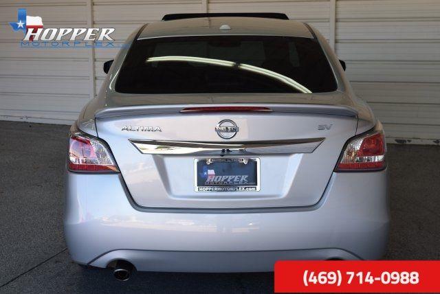 2015 Nissan Altima 2.5 SV in McKinney, Texas 75070