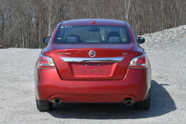 2015 Nissan Altima 2.5 SV Naugatuck, Connecticut 5