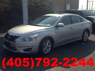 2015 Nissan Altima 2.5 SL LOCATED AT 39TH SHOWROOM 405-792-2244 in Oklahoma City OK