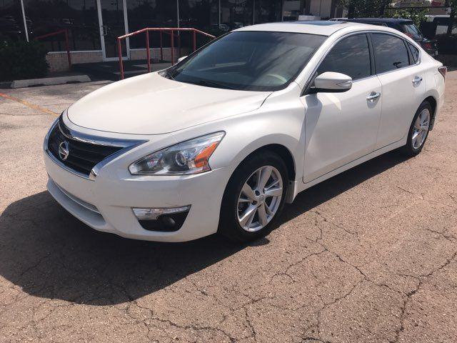 2015 Nissan Altima SV in Oklahoma City OK