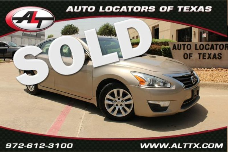 2015 Nissan Altima 2.5 S | Plano, TX | Consign My Vehicle in Plano TX